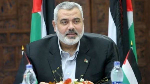 Il leader di Hamas, Ismail Haniyeh