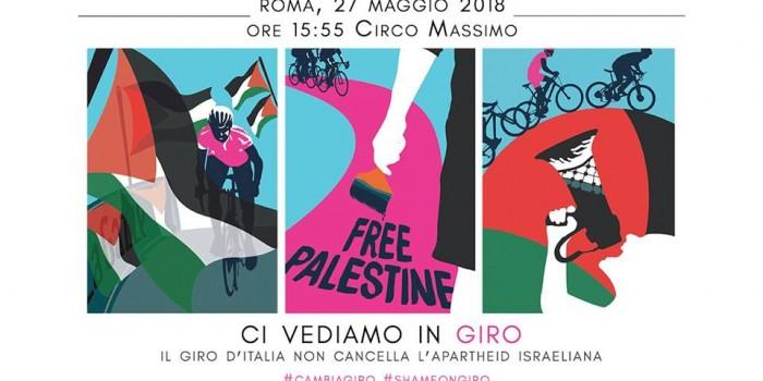 #CambiaGiro : la mobilitazione finale a Roma domenica 27 maggio